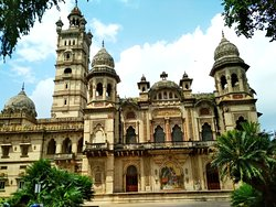 Lukshmi Vilas Palace