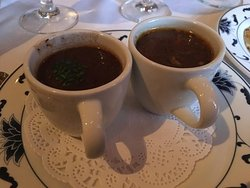 turtle soup and gumbo