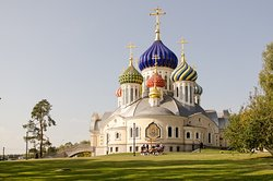 ‪Church of the Savior Transfiguration‬