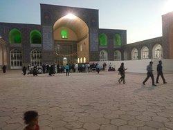 Masjed-e Jamea of Kerman