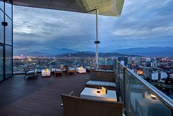 Sky Bar & Restaurant Nephele