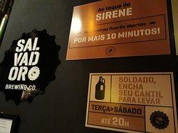 Salvador Brewing Co. & Tap Room