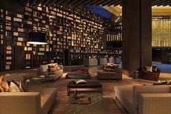 Lobby Lounge (Renaissance Beijing Wangfujing Hotel)