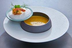 Mango Curry Soup