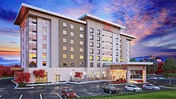 Hampton Inn & Suites Asheville Biltmore Area