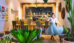 Fabiola Gastronomic Garden Bar