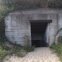 Bunker route