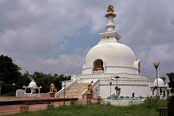 Buddha Stupa I and II