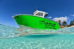 Airlie Boat Hire