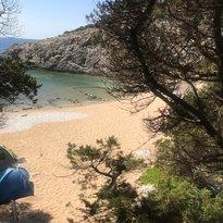 Glossa Beach