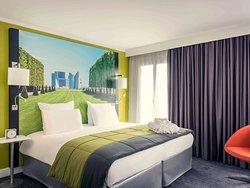 Hotel Mercure Paris Ouest Saint Germain