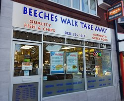 Beeches Walk Takeaway