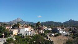 CR2 Peguera - Es Capdella Trail