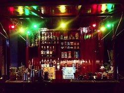 Funky Tiki Bar