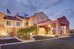 Fairfield Inn & Suites Twentynine Palms-Joshua Tree National Park
