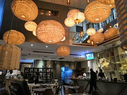 Good food and great ambiance