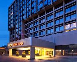 牛顿波士顿皇冠假日酒店