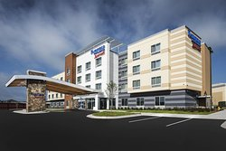 Fairfield Inn & Suites Little Rock Benton