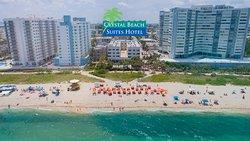 Crystal Beach Suites Oceanfront Hotel
