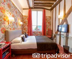 The Classic Room at the Hotel Saint Paul Rive Gauche