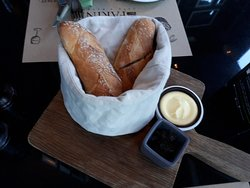 お勧めのパン(バケット)