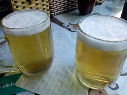 Cheapest draft beer in Hoi An!