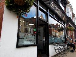 Aromas Garlands Coffee Shop