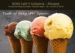 Ross Gelateria & Cafe Alicante