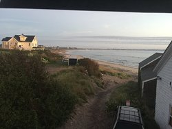 View from The Cottage