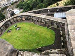 Edinburgh Castle Dog Cemetery
