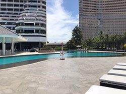 Ocean Wing swimming pool