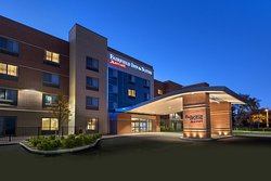 Fairfield Inn & Suites by Marriott Syracuse Carrier Circle