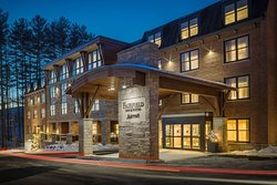 Fairfield Inn & Suites Waterbury Stowe