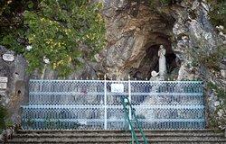 """Grotte de Notre Dame du Lac """" Annecy """""""