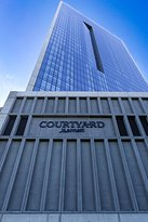 Courtyard Long Island City/New York Manhattan View