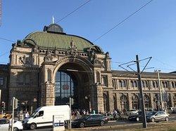 Nuremberg Central Station