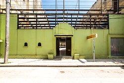 RAFAEL TREJO BOXING GYM -815 Cuba Street, Havana.