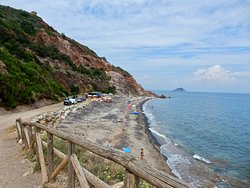 Topinetti Beach