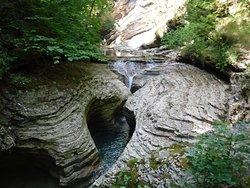Canyon of the River Tashtai