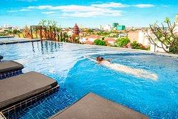 Stunning Phnom Penh view