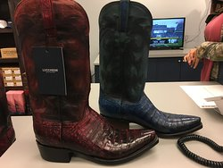 Great Lucchese Boot Outlet!!!