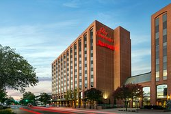 The Lincoln Marriott Cornhusker Hotel