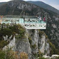 Catak Kanyonu Cam Seyir Terası