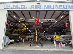 The Western North Carolina  Air Museum