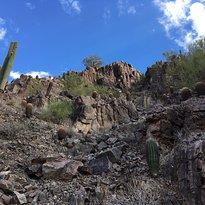 Hike Quartz Ridge