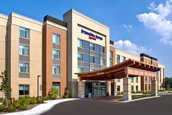 SpringHill Suites by Marriott Syracuse Carrier Circle