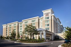 SpringHill Suites Orlando at Flamingo Crossings/Western Entrance