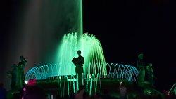 Svetomuzikalny Fountain