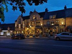 Lovely hotel in a lovely village.