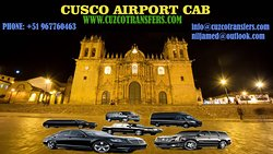Cusco Private Transport & Services